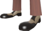 Painted Rogue's Brogues C5AF91.png