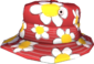 Painted Summer Hat B8383B Carefree Summer Nap.png