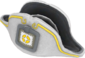 Painted World Traveler's Hat E6E6E6.png