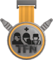 Painted Tournament Medal - TFNew 6v6 Newbie Cup B88035 Participant.png