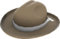 Painted Buckaroos Hat 7C6C57.png