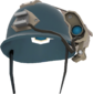 Painted Cross-Comm Crash Helmet 256D8D.png