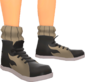 Painted Hot Heels 7C6C57.png
