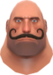 Painted Mustachioed Mann UNPAINTED Style 2.png