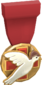Painted Tournament Medal - Heals for Reals B8383B Donor Medal.png