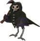 Painted Grim Tweeter 2D2D24.png
