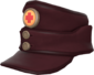 Painted Medic's Mountain Cap 3B1F23.png