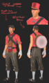 Scout Shako - Official TF2 Wiki | Official Team Fortress Wiki