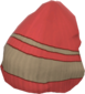 Painted Troublemaker's Tossle Cap 7C6C57 Older School.png