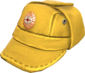 Painted Fat Man's Field Cap E7B53B.png