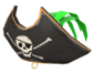 Painted Buccaneer's Bicorne 32CD32.png