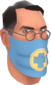 Painted Physician's Procedure Mask 5885A2.png