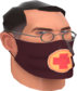Painted Physician's Procedure Mask 3B1F23.png