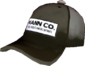 Painted Mann Co. Cap 2D2D24.png