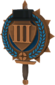 Painted Tournament Medal - Chapelaria Highlander 256D8D Third Place.png