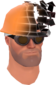 Painted Defragmenting Hard Hat 17% 3B1F23.png