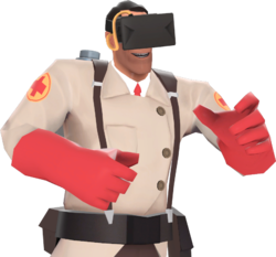 Tf2 Wiki Oculus Rift Hat