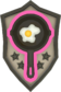 Painted Tournament Medal - Ready Steady Pan FF69B4 Eggcellent Helper.png