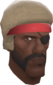 Painted Demoman's Fro 7C6C57.png