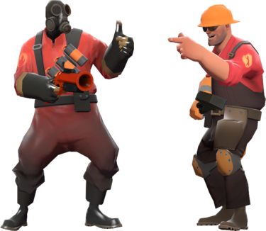 meet the tf2 characters png